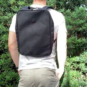 Other - NWOT- Simple Durable Rip Stop Nylon Bag